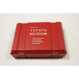 Toyota pirmosios pagalbos rinkinys